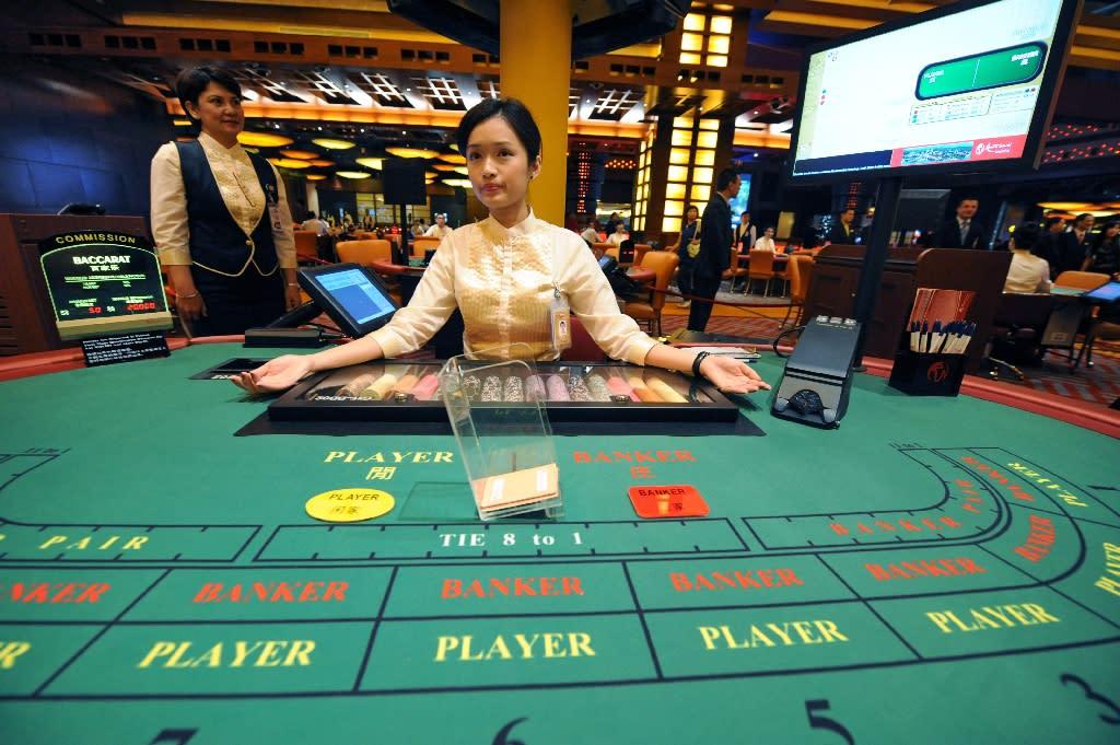 Online gambling singapore law