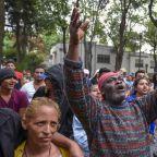 Migrant Caravan Defies Trump As Hundreds Arrive at Border City to Claim Asylum in U.S.