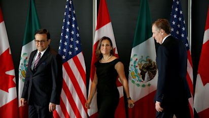Crunch time for NAFTA as Montreal talks open