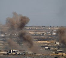 Israel targets Syria after fresh stray fire: army
