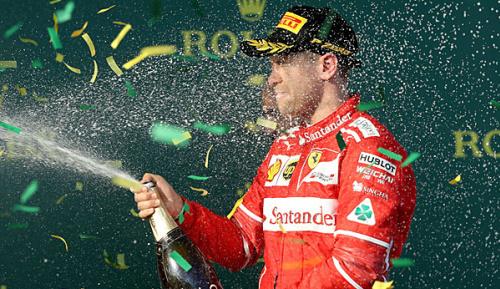 """Formel 1: Marchionne nach Vettel-Sieg: """"Lediglich der erste Schritt"""""""