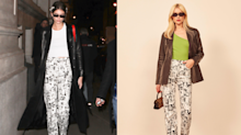 The odd $230 jeans Kaia Gerber and Kendall Jenner love