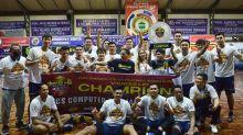 KCS-Mandaue blows MJAS-Talisay away in Game 3 to capture Visayas title in VisMin Cup