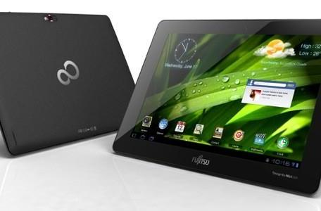 Fujitsu's Stylistic M532 quad-core tablet ships to the US with toughened body, dash of security