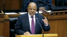 South Africa's Gordhan says he is still finance minister