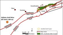 Namibia Critical Metals Delineates Gold Targets in the Central Namibian Gold Belt