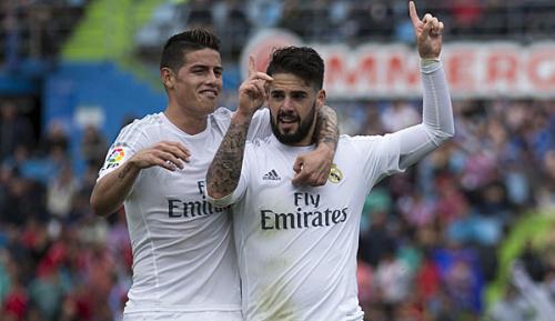 Primera Division: Real: Isco vor Verlängerung - James soll weg