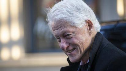 Bill Clinton calls out Trump after school shooting