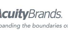 Acuity Brands, Inc. Declares Quarterly Dividend