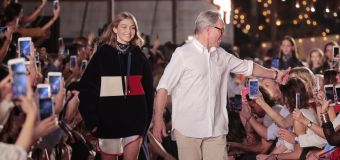 The history of Tommy Hilfiger x Gigi Hadid in pictures