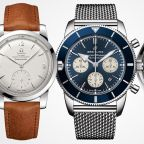 6 High-End Men's Watches That Will Be More Than Just a Gift This Holiday Season