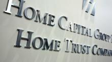 Home Capital hires bankers as deposits slump; shares gain