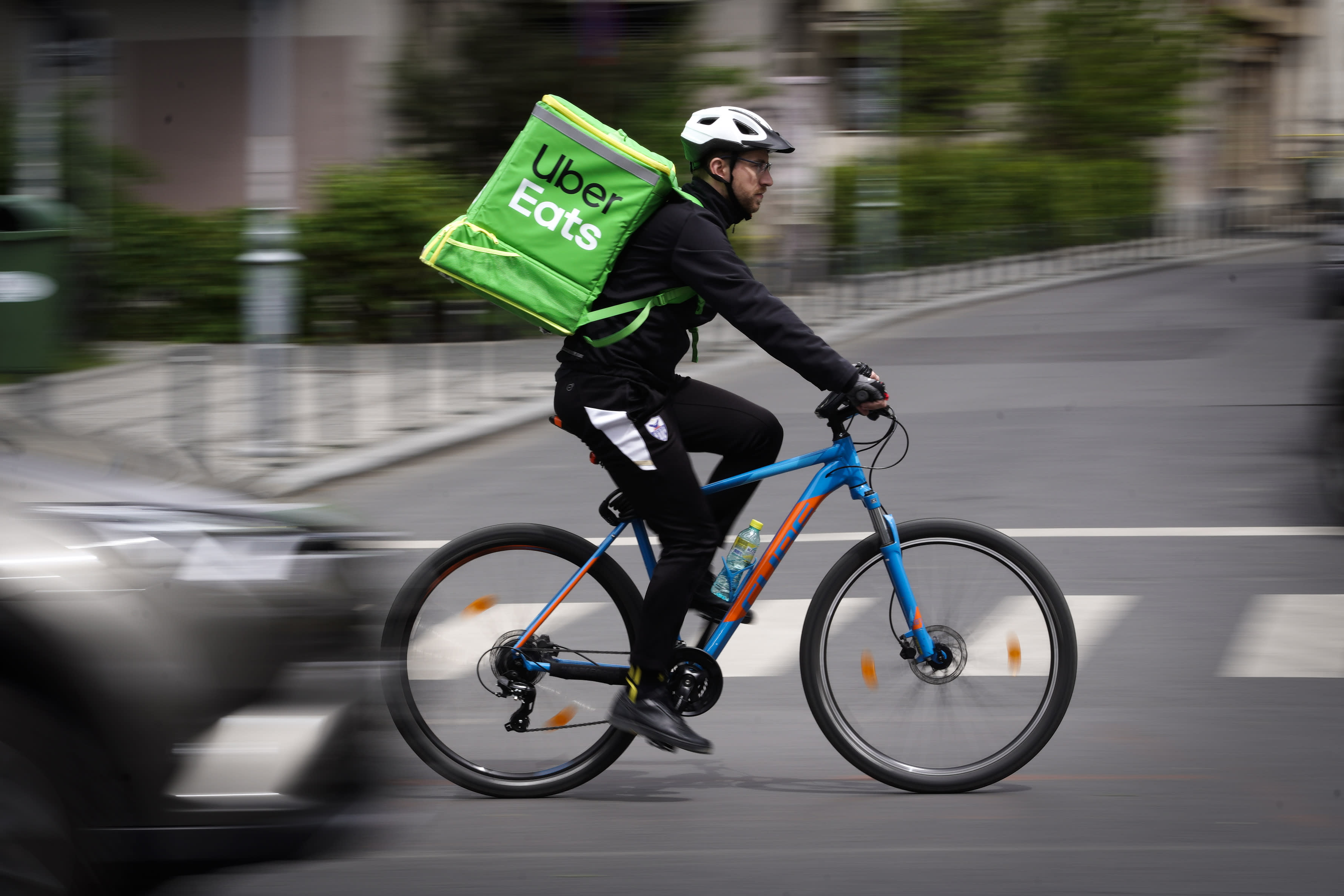 Uber is taking a page from Amazon Prime