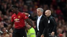 Jose Mourinho has 'never been so happy with Paul Pogba' and confirms he will captain Manchester United at Brighton