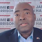 Democrat Jaime Harrison on his close race against Senator Lindsey Graham in South Carolina