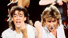 Andrew Ridgeley to write tell-all Wham! autobiography