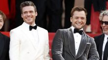 Taron Egerton approves of hilarious Mumsnet review of his Richard Madden sex scene in Rocketman