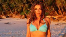 Elizabeth Hurley, 52, says she's not on a 'mad ego trip' when she posts bikini photos