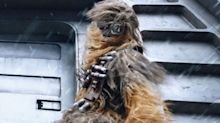 Finally, it's Chewbacca's time to shine in 'Solo: A Star Wars Story'