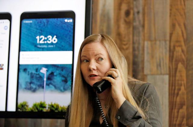 Many Google Duplex calls are from real people instead of AI