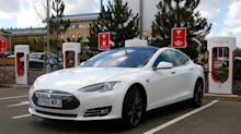 Tesla makes a small cut to its controversial Supercharger price hike