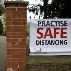 Britons warned some coronavirus lockdown measures could last months
