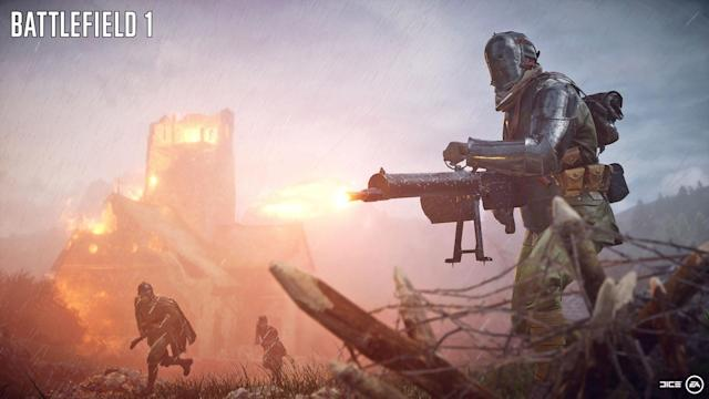 'Battlefield 1' open beta starts August 31st