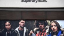 Britain's Superdry sees profit wiped out as returning founder resets business