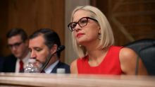 Sen. Kyrsten Sinema calls Rand Paul's behavior prior to receiving coronavirus results 'irresponsible'