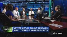 Hedge fund performance: young guns vs. old guard