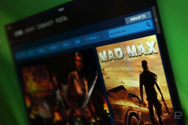 Steam gives successful developers a larger cut of game revenue
