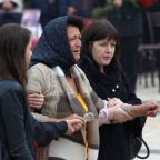 Crimea mourns victims of mass shooting