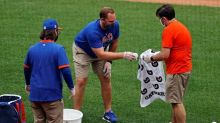 Safe at home: Mets keep distance on 1st day of Citi camp