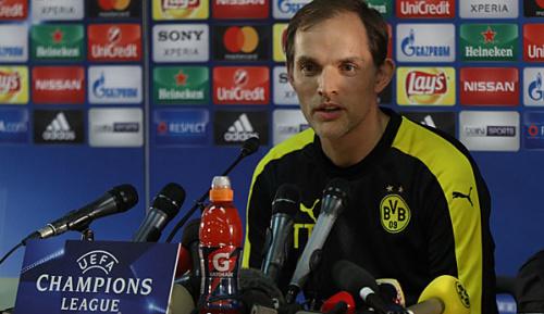 Champions League: BVB-Anfahrt verzögert: Tuchel kritisiert Sicherheitskräfte