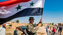 Assad troops enter northeast Syria after Russia-backed deal with Kurds
