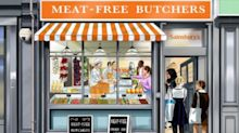 Sainsbury's is launching a meat-free butchers
