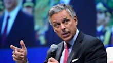Huntsman, nominated as Moscow envoy, backed Trans-Pacific pact Trump (and Putin) opposed