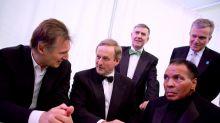 Liam Neeson Recounts Heart-Warming Tale Of Meeting Muhammad Ali
