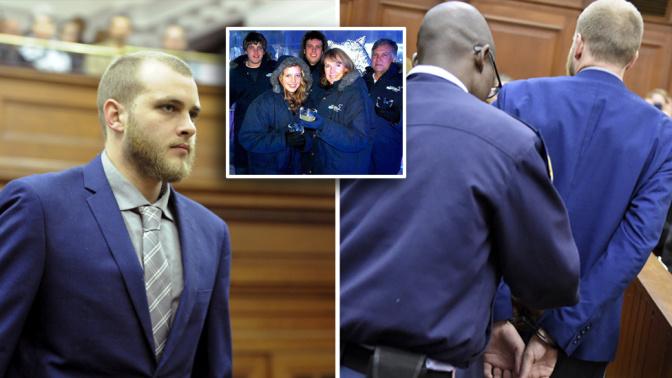 Former Australian found guilty of family's axe murder