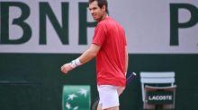 Roland-Garros (H) - Roland-Garros: Andy Murray a dû attendre pour se soigner