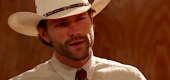 "Jared Padalecki stars in the CW's ""Walker, Texas Ranger"" reboot. (CW)"