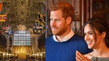 哈利王子5月婚禮細節曝光!溫莎城堡辦婚禮、婚紗或由Meghan Markle好友設計