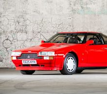 Is This The Greatest 1986 Aston Martin V8 Zagato Ever?