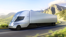 Tesla says its new big rig can go from zero to 60 mph in just 5 seconds (TSLA)