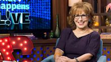 Joy Behar officiates wedding on 'The View' for surprised couple