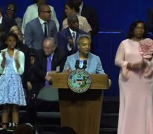 Chicago's new mayor vows to stop gun violence