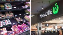 Woolworths customer sparks heated debate with photo of vegan meat shelf