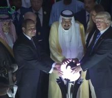 Donald Trump has touched The Orb. Here's what that means