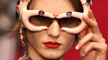 15 of the most brilliantly bonkers accessories to grace the Dolce & Gabbana catwalk