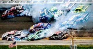 Debate: Who caused the 'Big One' at Daytona?